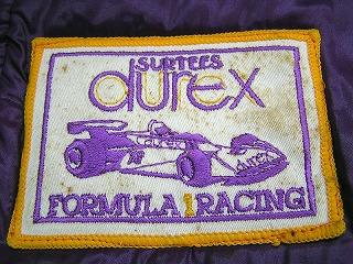 Durex Surtees formula 1 racing team jacket
